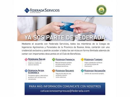 Acuerdo con Federada Servicios